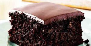 این کیک شکلاتی را با روش و طعمی متفاوت امتحان کنید