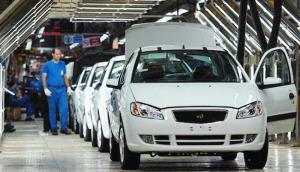 تولید خودرو در کشور تا پایان مرداد، 1.5 درصد رشد داشت!