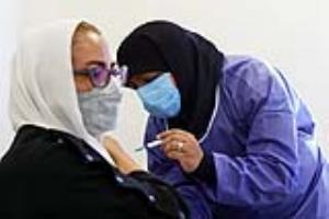 عکس/ افتتاح پايگاه تجميعي واکسيناسيون کرونا در پرديس