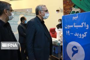وزیر بهداشت: تزریق واکسن در هفته به بیش از ۱۰ میلیون دُز میرسد