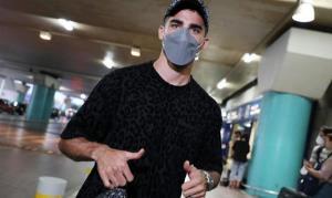 میلاد محمدی: خوشحالم که فوتبالم را در آاِک ادامه میدهم