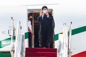 عکس/ عزيمت رئيس جمهوري به تاجيکستان