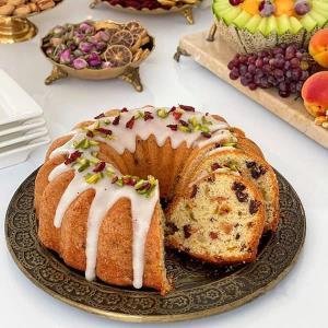 طرز تهیه کیک میوه خشک خوشمزه و مخصوص به روش بازاری