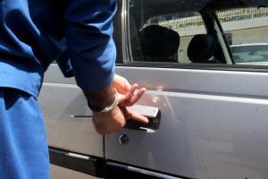 دستگیری سارقان خودرو در شیراز