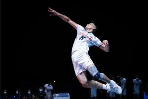درخشش مجدد صابر کاظمی این بار مقابل والیبال کرهجنوبی