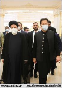 عکس/ ديدار نخست وزير پاکستان با رئيس جمهور در تاجيکستان