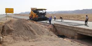 تکمیل طرح ملی راه یزد-طبس در انتظار افزایش بودجه