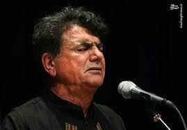 «مرا چشمي است خون افشان» با آواز استاد محمدرضا شجريان