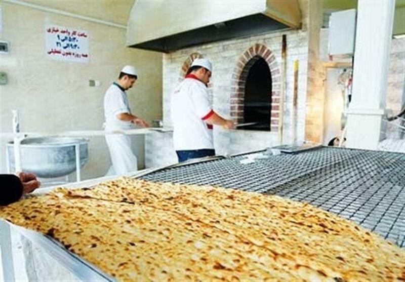 گرانفروشی در نانواییهای کرمان با افزودن کُنجد و سبزی