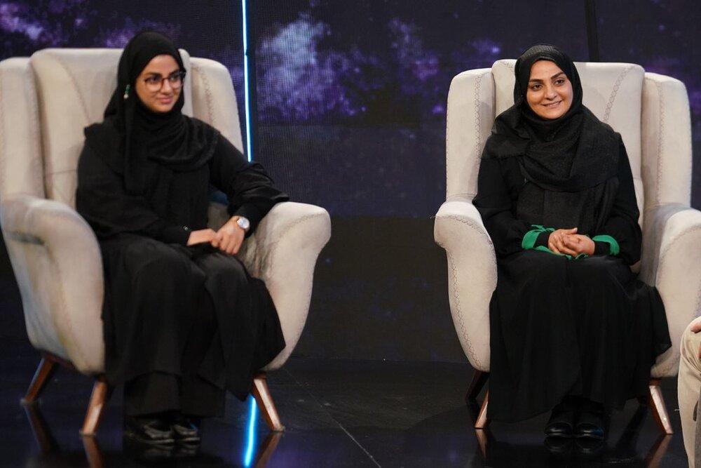 همسر و دخترِ زندهياد علي سليماني، به برنامه «جاذبه» ميآيند