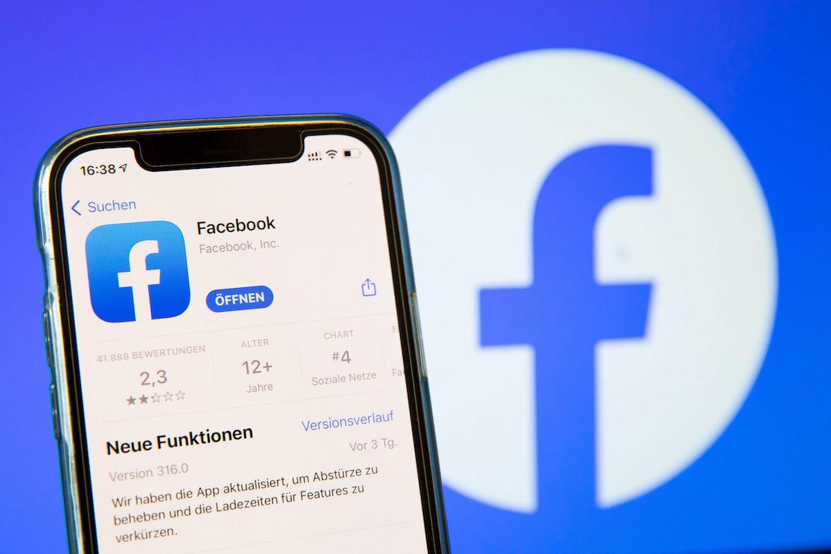 فیسبوک برای حذف اطلاعات گمراه کننده، معادل ۳۶۶ سال زمان گذاشته است