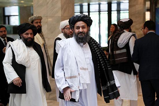 جزئيات ادعايي «بلومبرگ» از تيراندازي درنشست مقامهاي طالبان در کاخ رياستجمهوري