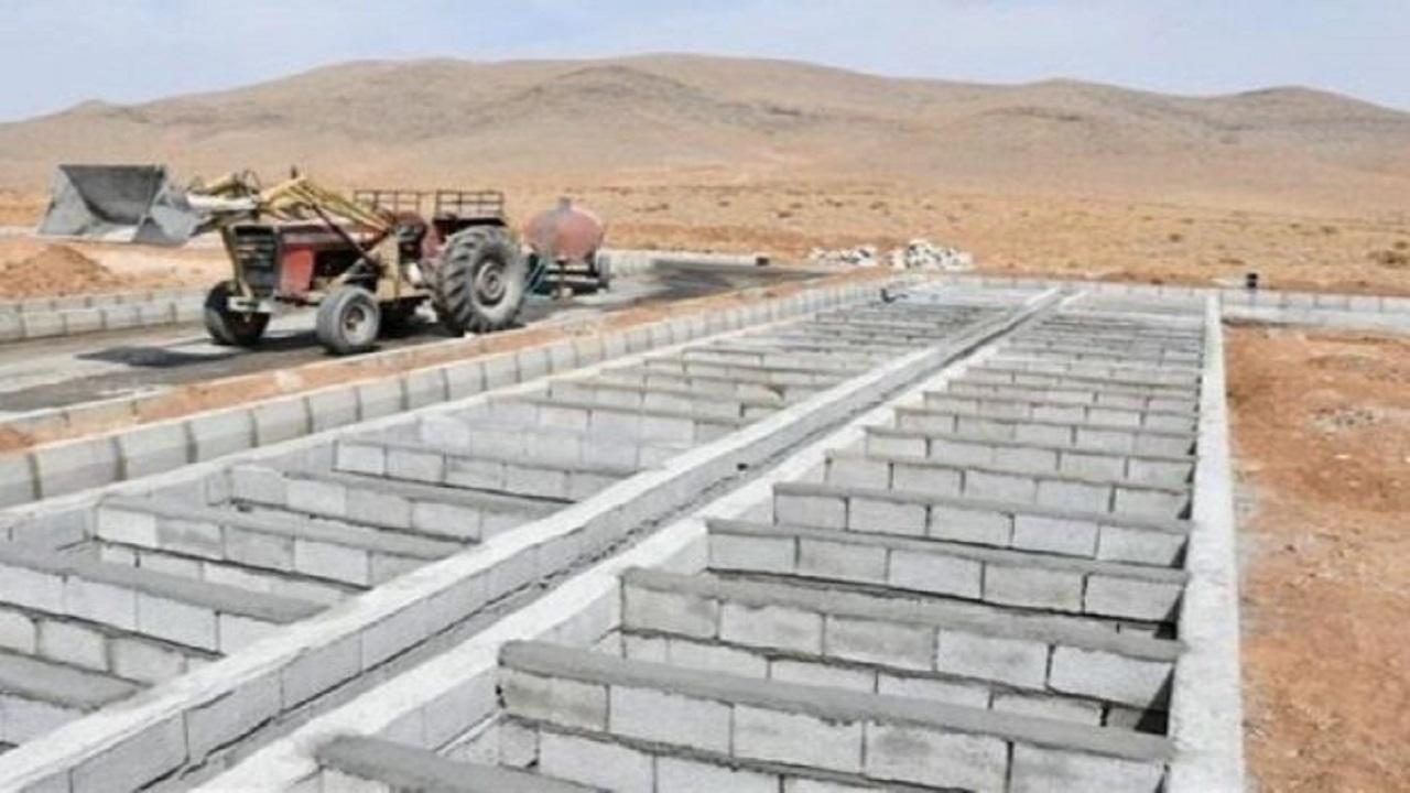 آغاز ساخت ۵ هزار قبر ۲ طبقه در آرامستان بهشت معصومه قم