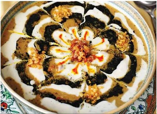 محبوبترين غذاهاي محلي ايران: خراسان جنوبي