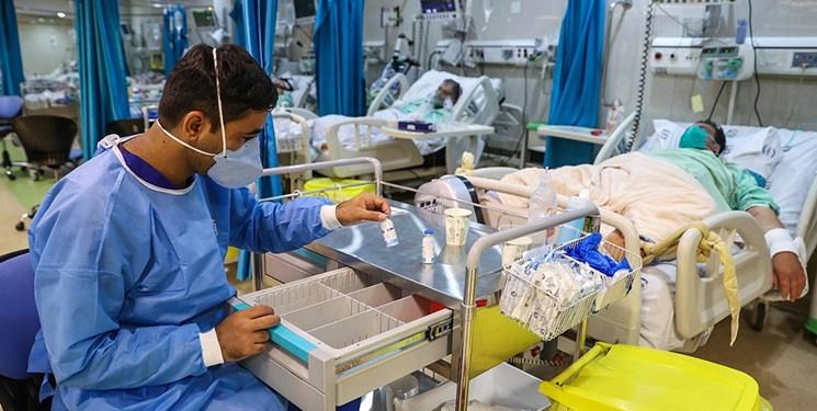 کرونا در البرز؛ فوت ۱۵ تن و بستري ۱۲۹ بيمار بدحال