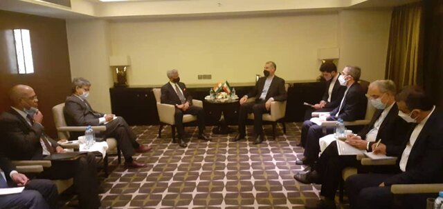 آمادگی هند برای توسعه همکاریها با ایران
