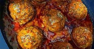کوفته ترکی چگونه پخته می شود؟