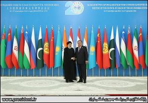 ایران به عضویت دائم سازمان همکاریهای شانگهای درآمد