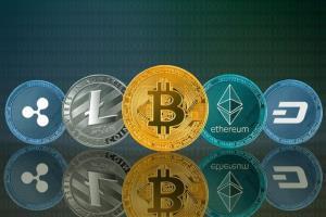 ریزش ارزهای دیجیتالی