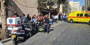 شهرکنشینان صهیونیست با چاقو به راننده فلسطینی حمله کردند