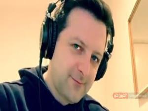اجرای ویژه علی پهلوان برای طرفداران گروه آریان