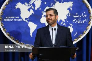 توئیت آقای سخنگو درباره عضویت کامل ایران در سازمان شانگهای