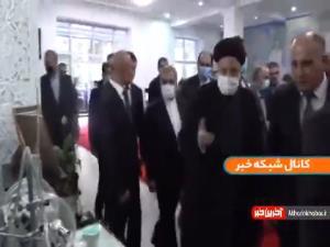 بازدید رئیسجمهور از دانشگاه ملی تاجیکستان