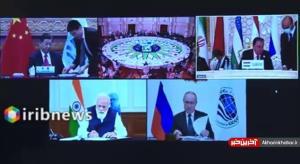 لحظهای که سند عضویت ایران به عنوان عضو اصلی در سازمان همکاریهای شانگهای امضا شد
