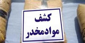 انتقال ۳ تُن مواد مخدر با پوشش بار ماهی در فیروزآباد لو رفت