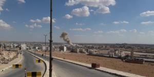 انفجار در مناطق اشغالی تروریستها در شمال سوریه