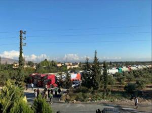مقام لبنانی: به زودی سوخت ارسالی ایران در لبنان توزیع میشود