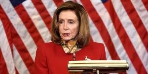 پلوسی: حمله به ساختمان کنگره مانند ۱۱ سپتامبر بود