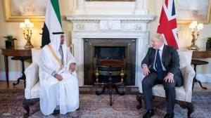 تأکید محمد بن زاید بر روابط استراتژیک با لندن
