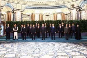 واکنش رویترز به عضویت دائم ایران در سازمان شانگهای