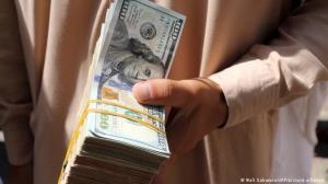طالبان از ضبط ميليونها دلار اسکناس و شمش طلا در خانه مقامات سابق خبر داد