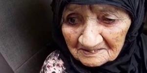 بانوی 112 ساله واکسن زد