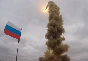 آزمایش موشک ضد بالستیک جدید در روسیه