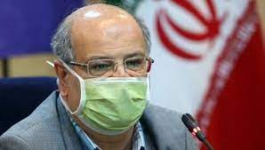 برآورد زالی از میزان نیاز استان تهران برای واکسینه کردن افراد بالای 18 سال