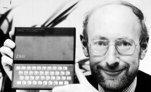 پدر کامپیوترهای خانگی ZX و مخترع ماشین حساب جیبی درگذشت