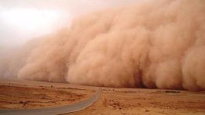 سایه غبار بر سر گلستان؛ خیز بیابان به سمت نگارستان ایران