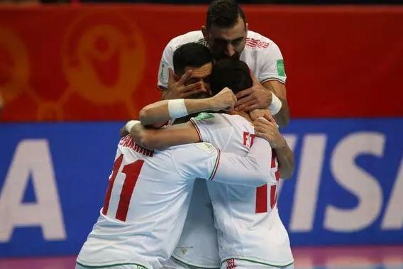 جام جهاني فوتسال/ صعود ايران با شکست آمريکا