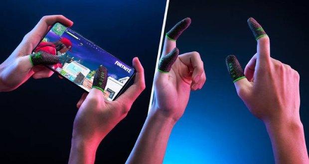 کاور انگشتی عرقگیر ریزر برای گیمرهای موبایل معرفی شد