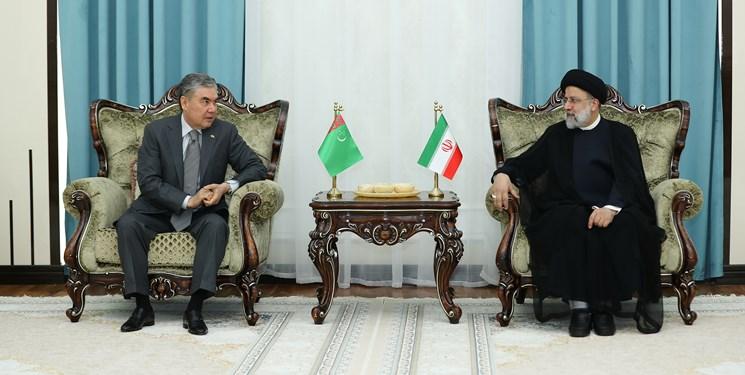 توافق روسای جمهور ایران و ترکمنستان برای حل مساله گاز