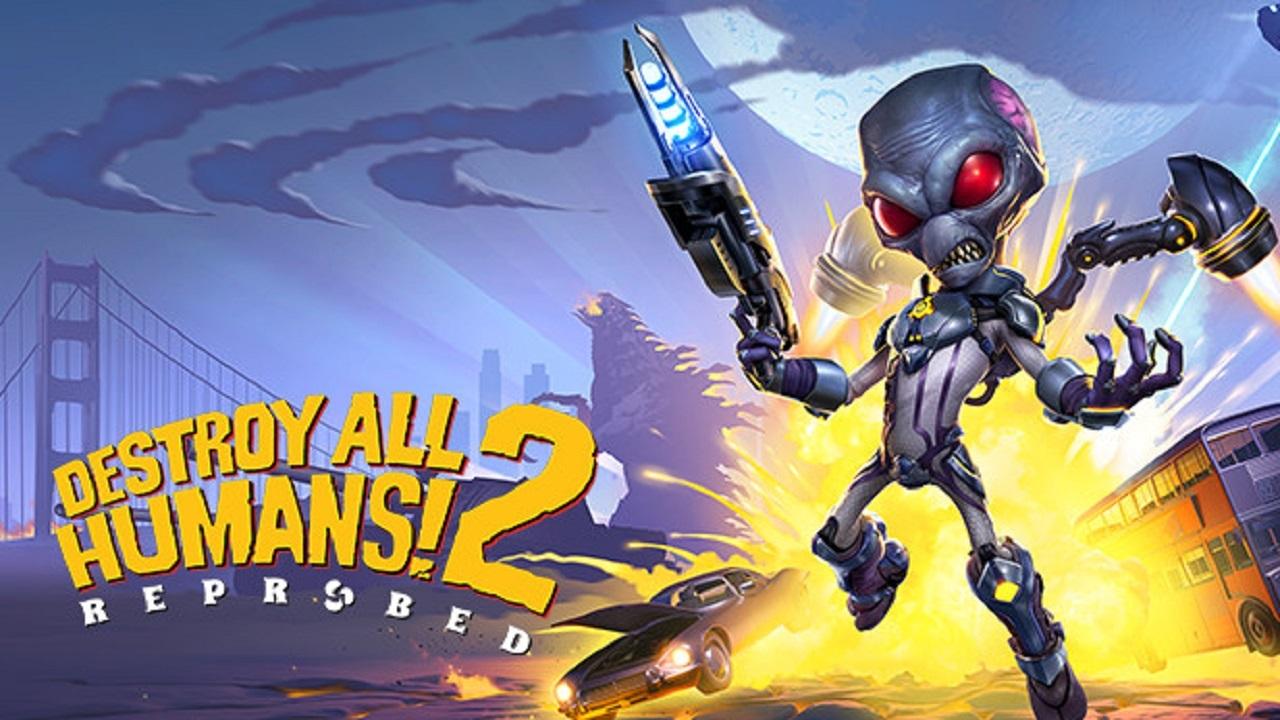 بازی Destroy All Humans ۲ عرضه خواهد شد