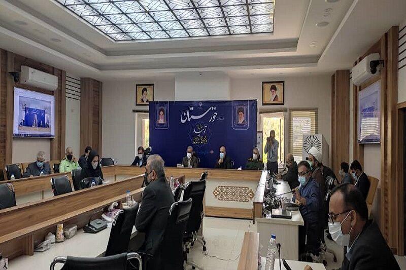 مهلت یک هفتهای استاندار خوزستان برای تسریع روند واکسیناسیون