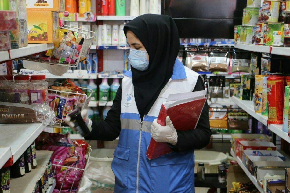 ۲۹۱ واحد صنفی متخلف از ابتدای امسال تاکنون در ایرانشهر جریمه شدند