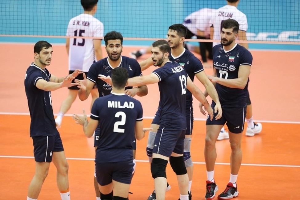 ادامه کارشکنی ژاپنیها علیه تیم ملی والیبال ایران