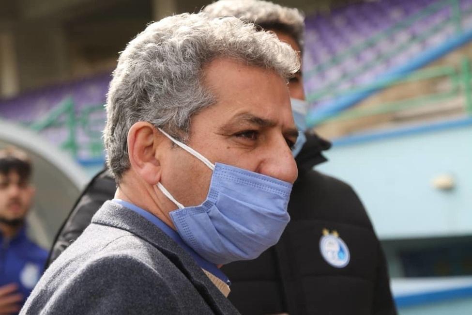 استعفاي احمد مددي تکذيب شد!