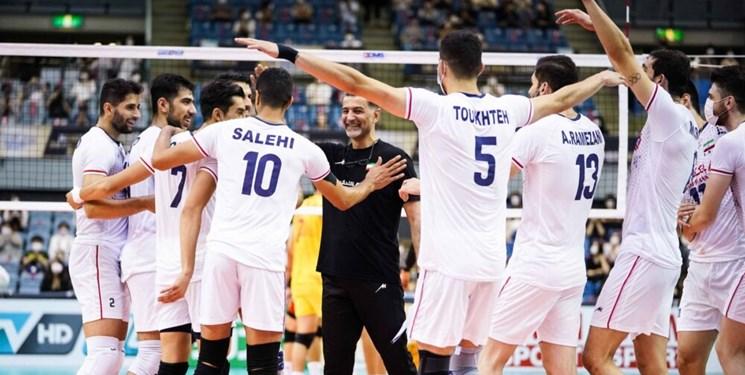 والیبال ایران جهانی شد