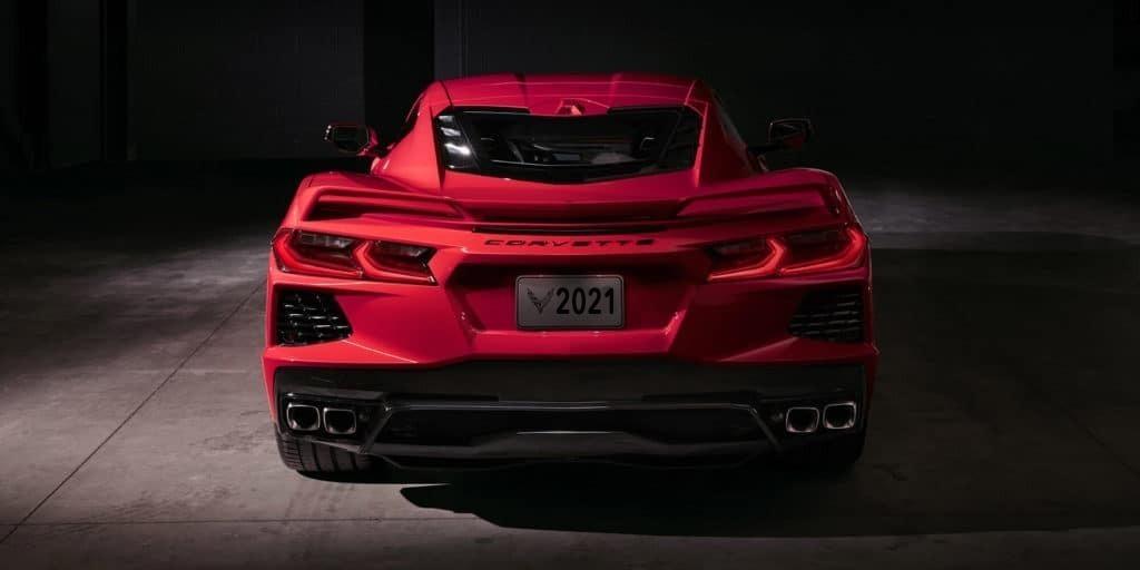 پیشرانهٔ V8 کوروت C8 Z06 و شکستن چهار رکورد جالب